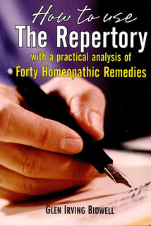 How to use the Repertory/Glen Irving Bidwell
