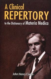 A Clinical Repertory/John Henry Clarke