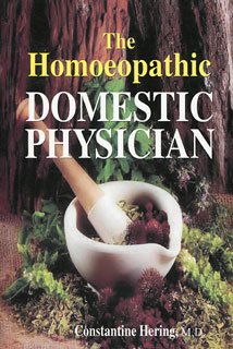 The Homoeopathic Domestic Physican, Constantin Hering