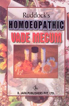Homoeopathic vade mecum/Edwd. Harris Ruddock