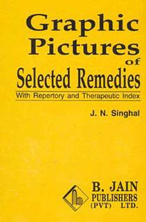 Garphic Pictures of Selected Remedies/J.N. Singhal