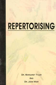 Repertorising, Margaret Lucy Tyler