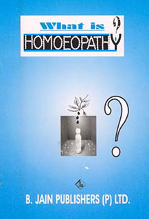 What is homoeopathy?/S.R. Wadia