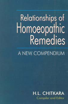 Relationships of Homeopathic Remedies/H. L. Chitkara