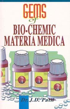 Gems of Biochemic Materia Medica/J.D. Patil