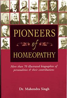 Pioneers of Homoeopathy/Mahendra Singh