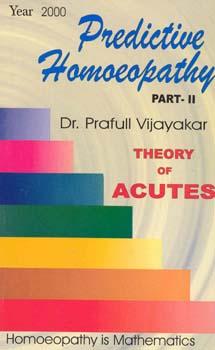 Predictive Homoeopathy Part 2/Prafull Vijayakar