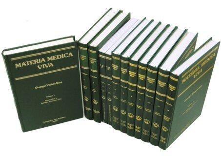 Materia Medica Viva 1-12  engl./George Vithoulkas