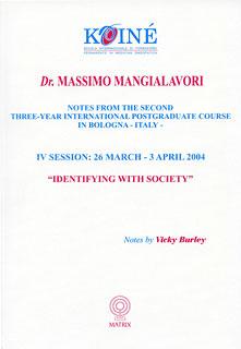 Notes, Session 4/Massimo Mangialavori