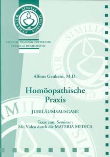 Band 9 - Homöopathische Praxis/Alfons Geukens