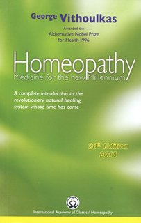 Homeopathy Medicine for the New Millenium/George Vithoulkas
