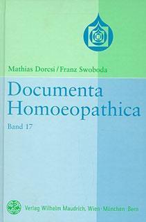 Band 17 - Documenta Homoeopathica/ÖGHM