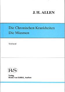 Die Chronischen Krankheiten Bd.1/John Henry Allen