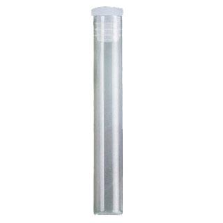 Fioles à bord droit 1,5 g en verre transparent - 880 pièces/