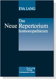 Das Neue Repertorium homoeopathicum, Eva Lang