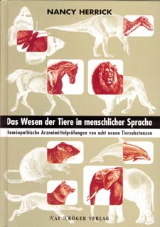 Das Wesen der Tiere in menschlicher Sprache/Nancy Herrick