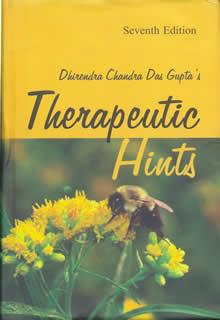 Therapeutic Hints/Dhirendra Chandra Das Gupta