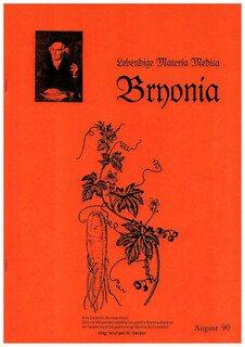 Bryonia alba - die Zaunrübe/Jürgen Becker