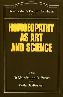 Homoeopathy as Art and Science/Elizabeth Wright-Hubbard