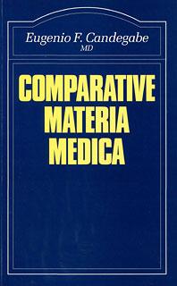 Comparative Materia Medica/Eugenio F. Candegabe