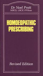 Homoeopathic Prescribing/Noel Pratt