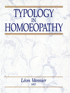Typology in Homoeopathy, Léon Vannier