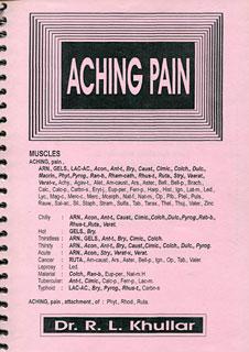 Aiching pain/R.L. Khullar