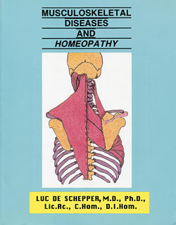 Musculoskeletal Diseases and Homeopathy/Luc De Schepper