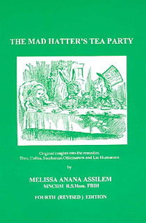 The Mad Hatter's Tea Party/Melissa Assilem