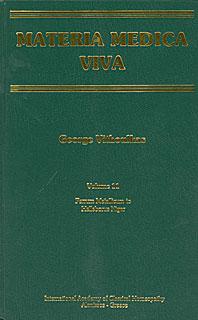 Materia Medica Viva - Volume 11, George Vithoulkas