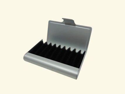 9 - Aluminium box without vials