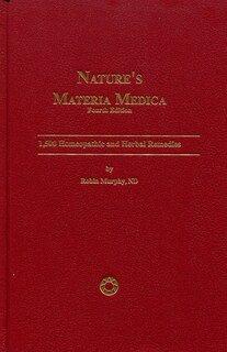 Nature's Materia Medica, Robin Murphy