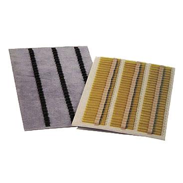 Plateau de rangement 3 x 28 inserts (Ø 8 mm, longueur 53 mm)/