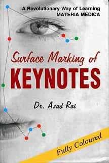 Surface Marking of Keynotes/Azad Rai