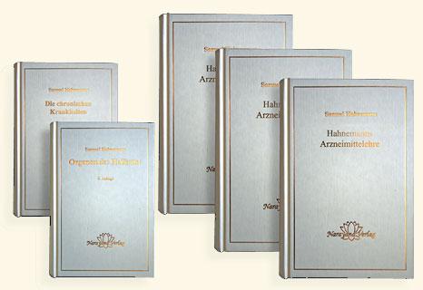 Hahnemanns Werk im Paket/Samuel Hahnemann