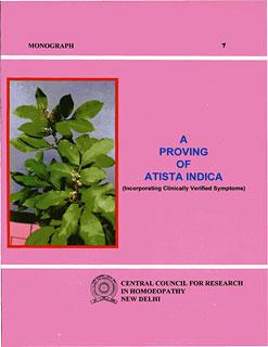 A Proving of Atista Indica/Muzumdar