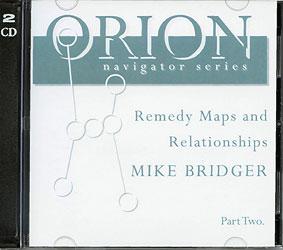 Orion Navigator Series - Part Two - 2 CD's/Mike Bridger