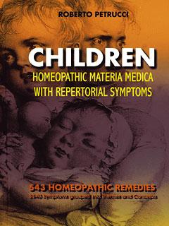 Children - Homeopathic Materia Medica/Roberto Petrucci