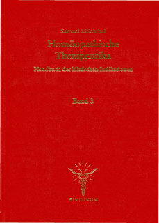 Homöopathische Therapeutika - Band 3: Harn- und Geschlechtsorgane, Brust/Samuel Lilienthal