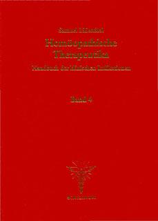 Homöopathische Therapeutika - Band 4: Herz, Rücken, Extremitäten, Haut/Samuel Lilienthal