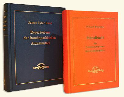 Boerickes Arzneimittellehre und Kents Repertorium im Paket/William Boericke / James Tyler Kent