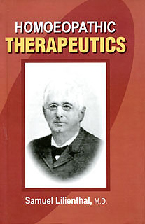 Homoeophatic Therapeutics/Samuel Lilienthal