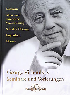Seminare und Vorlesungen, George Vithoulkas