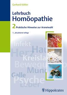 Lehrbuch der Homöopathie Band 2/Gerhard Köhler