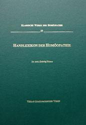 Handlexikon der Homöopathie/Hedwig Pötters