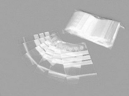 Sachets refermables pour remèdes, 6 x 8 cm  100 pièces/