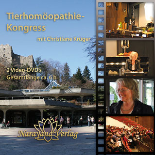 Tierhomöopathie-Kongress Lahmheit und Kolik beim Pferd mit Christiane Krüger - 2 DVD - Sonderangebot/Christiane P. Krüger