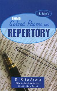 Solved Papers in Repertory/Ritu Arora