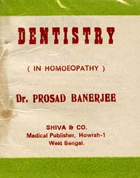 Dentistry, P. Banerjee