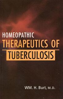 Therapeutics of Tuberculosis/William H. Burt